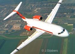 Fokker 70 KBX