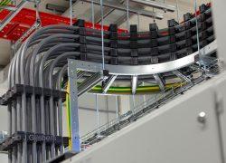Datacenter Kabelgoot installatie Unica Fastcom Fotografie Joop Gijsbers Fotografie